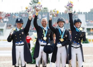 Pan Am Games: Equestrian-Dressage